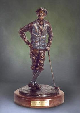 A Gentleman's Game Sculptures