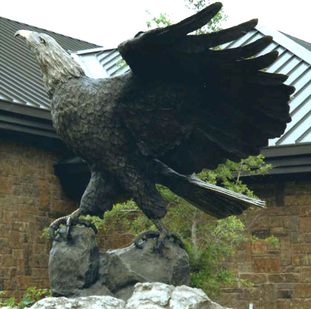 Bald Eagle Monuments