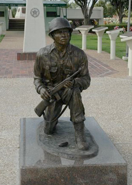 Colonel Childers Monuments