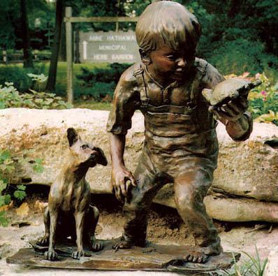 Curiosity Sculptures