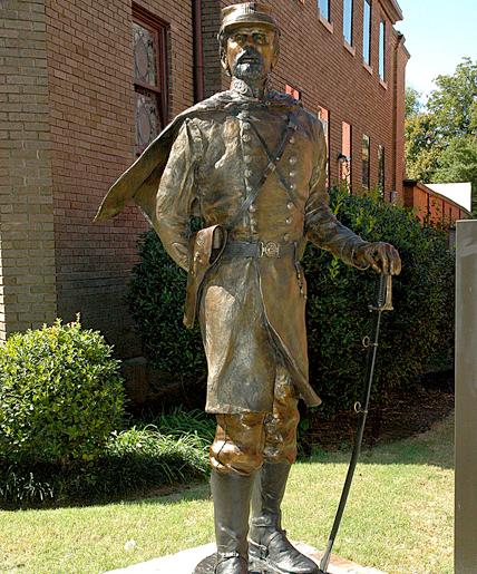 General Patrick Cleburne Monuments