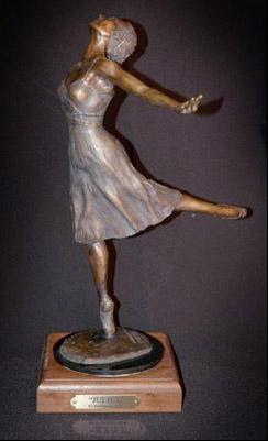 Juliet Sculptures