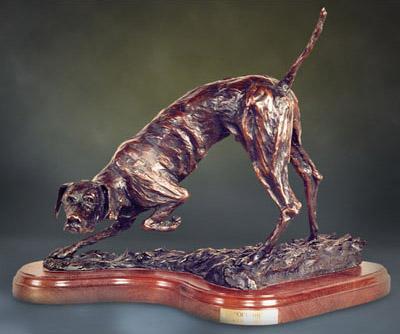Ol Leroy Sculptures
