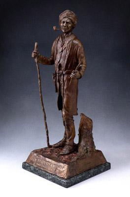 Sequoyah Sculptures