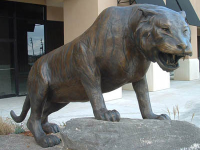 Tiger Monuments
