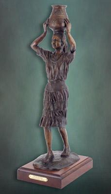 Water Bearer Sculptures